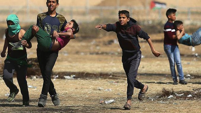 UNICEF Urges Israel to Improve Gaza Children