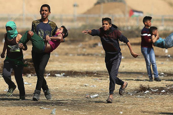 UNICEF Urges Israel to Improve Gaza Children