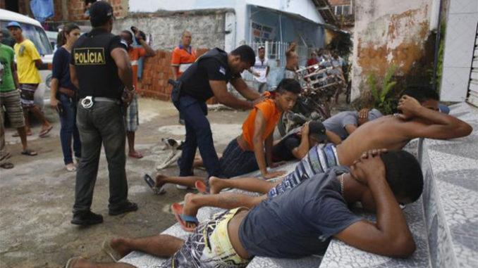 Rocinha is a large ghetto